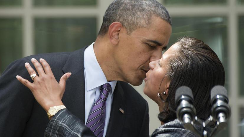Республиканцы: Советы Сюзан Райс «подмочат» репутацию Обамы