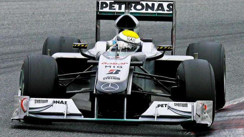Пилот «Мерседеса» Нико Росберг выиграл Гран-при Великобритании