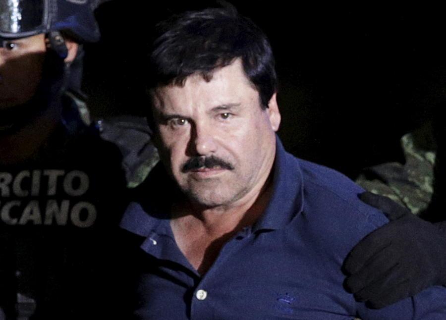 Интервью с Шоном Пенном стоило мексиканскому наркобарону Коротышке свободы