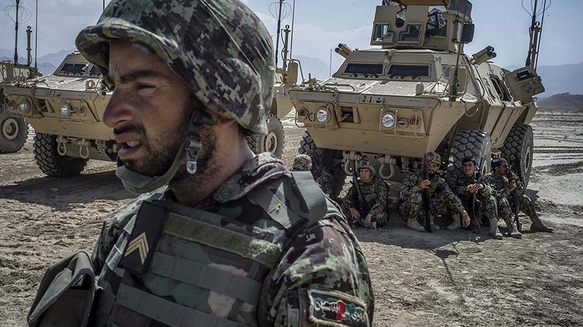 Пентагон: афганская армия нежизнеспособна без помощи США и НАТО