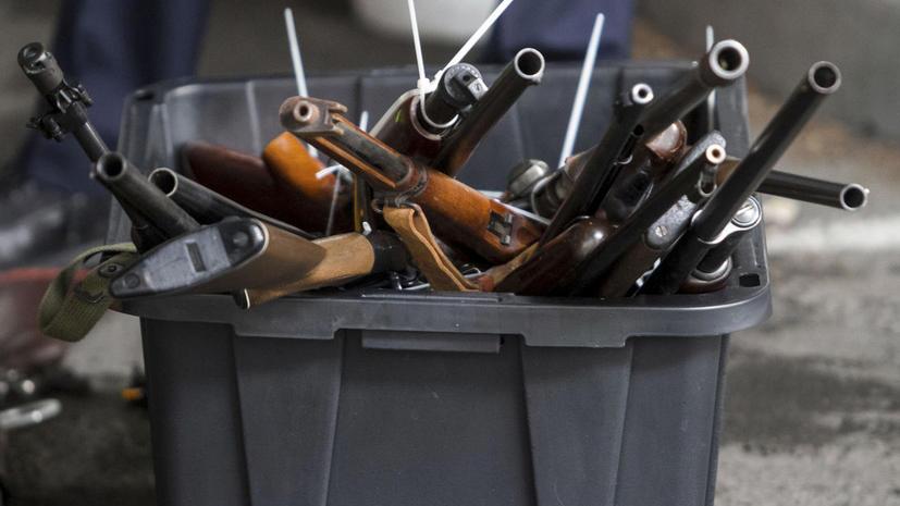Американский сенатор предложил сажать в тюрьму тех, кто хочет изменить закон об оружии