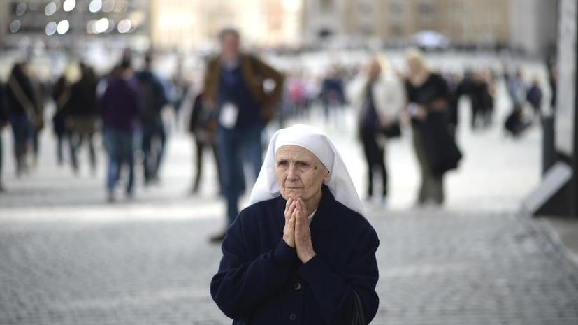 Американская монахиня проигрывала в казино церковные деньги