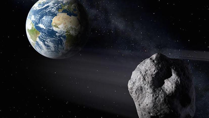 Потенциально опасный для Земли астероид можно будет увидеть в бинокль