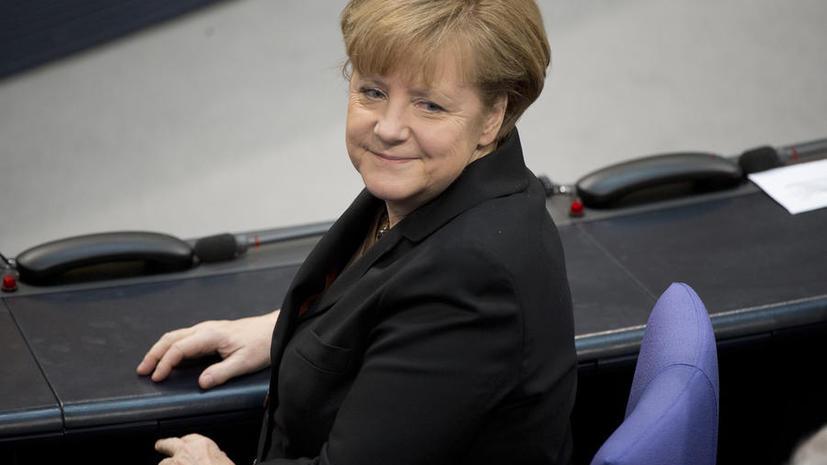 Канцлер Германии Ангела Меркель может приехать на Олимпиаду в Сочи