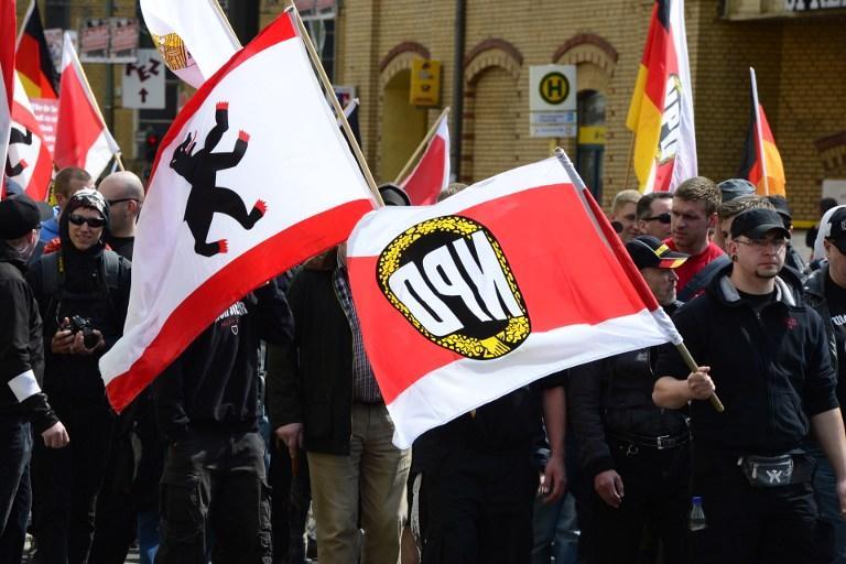 Немецкие власти скрывают реальную статистику преступлений, совершённых расистами