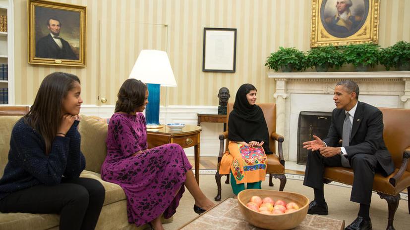 Пакистанская школьница попросила президента США отказаться от беспилотников