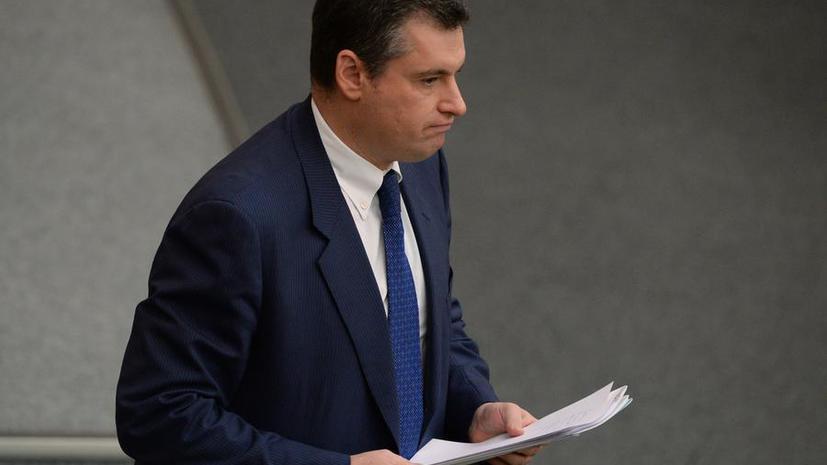 Сенатор Слуцкий: Ситуация на Украине сплотила российское общество
