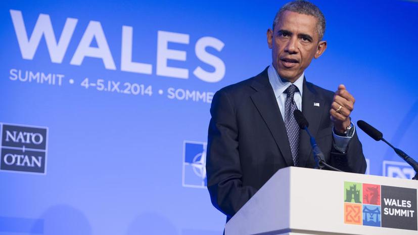 Барак Обама заявил об «углублении и расширении» санкций против России