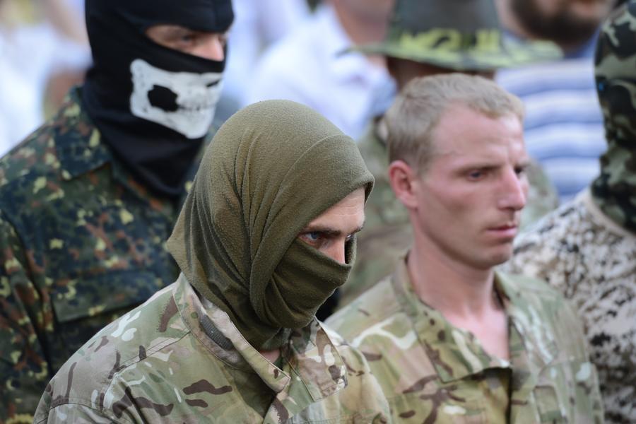 Эксперты: Украинские добровольческие батальоны стали проблемой для самих киевских властей