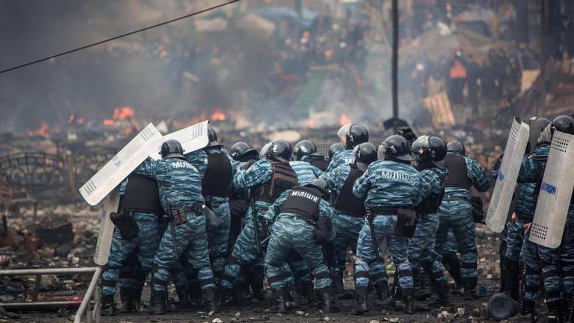 Расследование Reuters: У следствия нет доказательств против «Беркута» по делу о стрельбе на Майдане