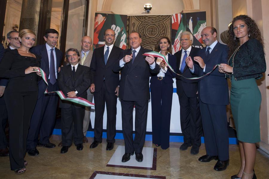 Министры от партии Сильвио Берлускони вышли из правительства Италии