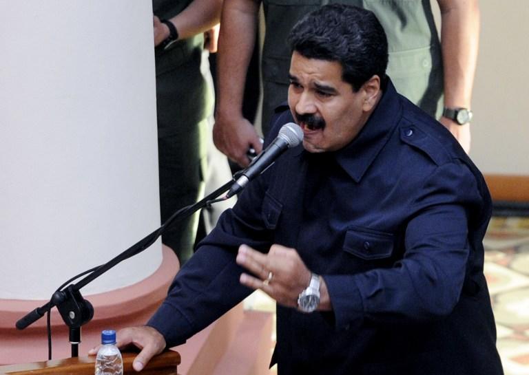 Николас Мадуро: Госпереворот в стране предотвращён