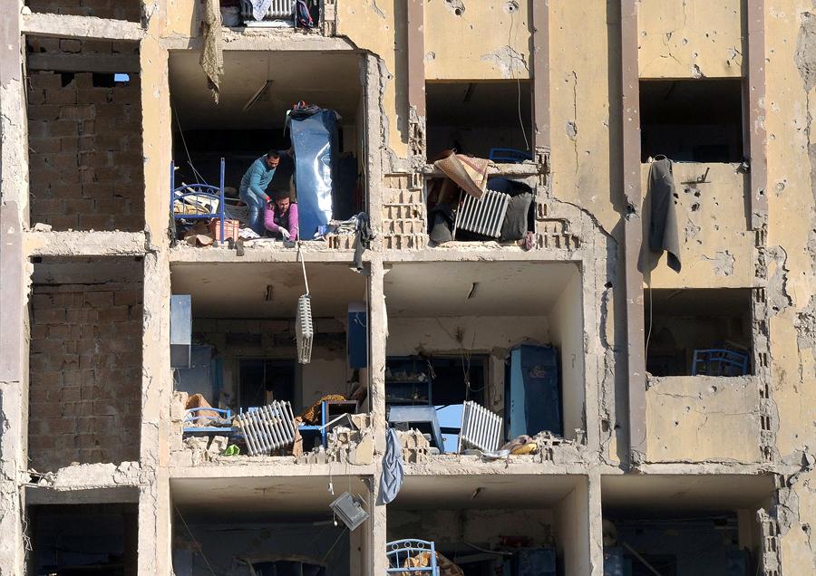 Мощный взрыв прогремел в Сирии