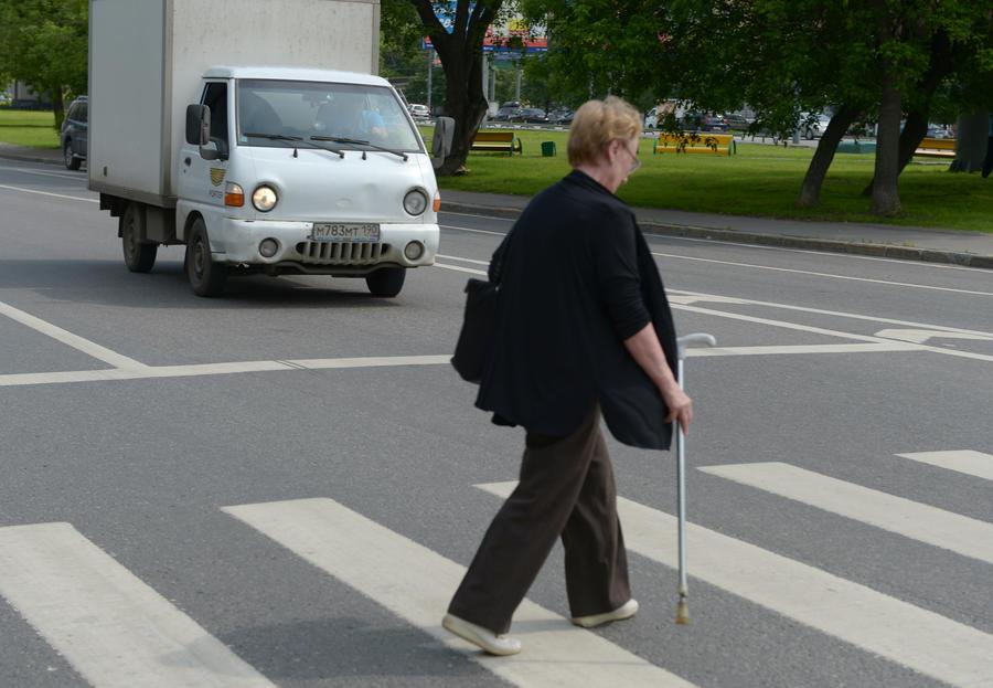 В центре Москвы могут запретить ездить быстрее 50 км/ч
