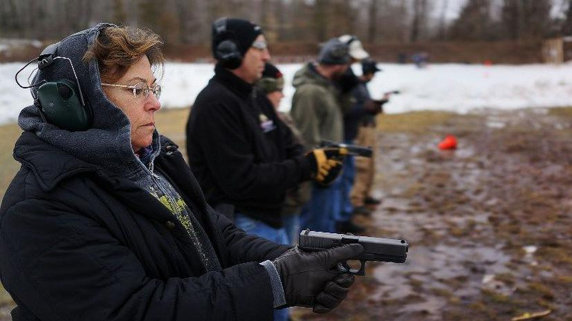 Власти Южной Дакоты решили вооружить учителей