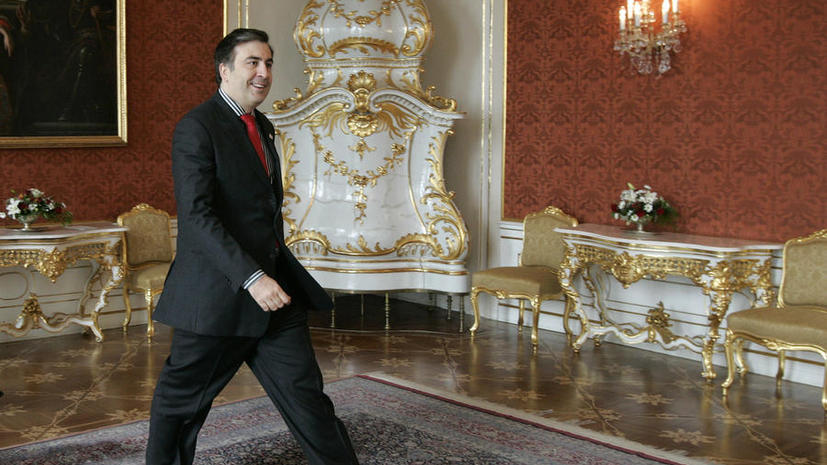 Политолог: Назначение Михаила Саакашвили главой Одесской области необходимо для борьбы с Коломойским