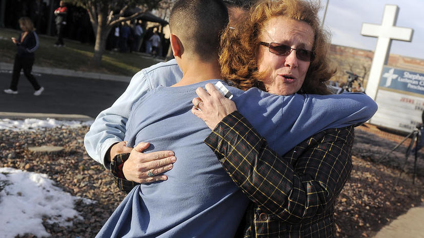 Полиция США: Стрелок в Колорадо планировал массовое убийство в школе