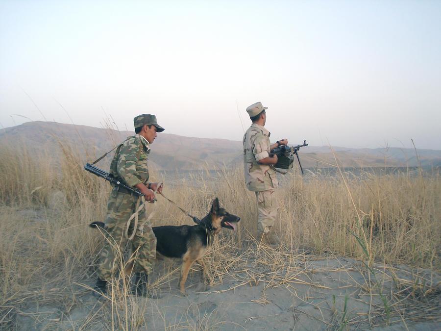 Душанбе и Бишкек создали комиссию для выяснения обстоятельств перестрелки на границе двух республик