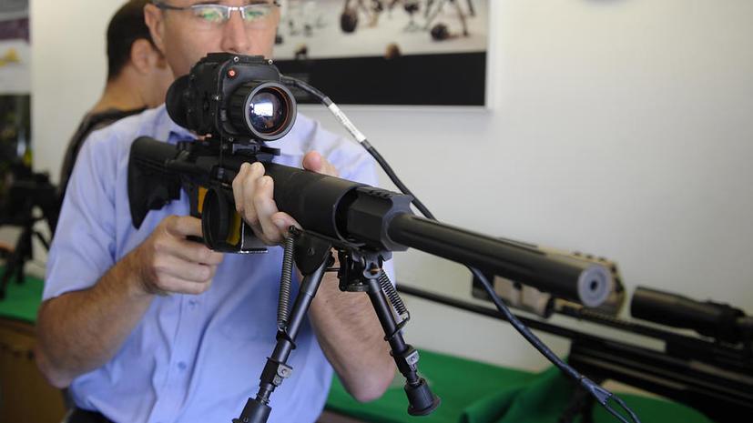 В Германии пойман снайпер, терроризировавший водителей