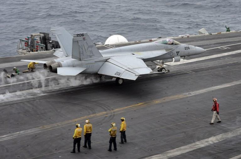 Адмирал ВМС США: американские корабли у берегов Сирии находятся в полной боевой готовности