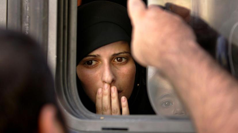 Сирийские боевики захватили автобус с 45 пассажирами