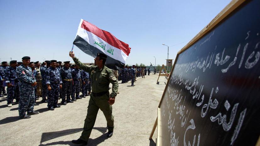 Доклад: с первых дней войны в Ираке войска западной коалиции использовали боеприпасы с обеднённым ураном