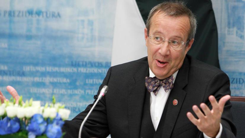 Президент Эстонии призвал Европу меньше возмущаться из-за шпионажа со стороны США