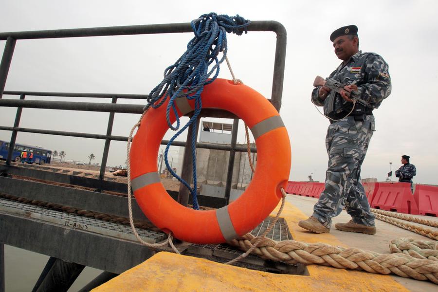СМИ: Украина поставила в Ирак бронетранспортёры с трещинами в корпусе
