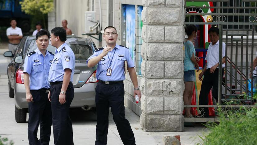 Мужчина устроил массовую резню у начальной школы в Шанхае