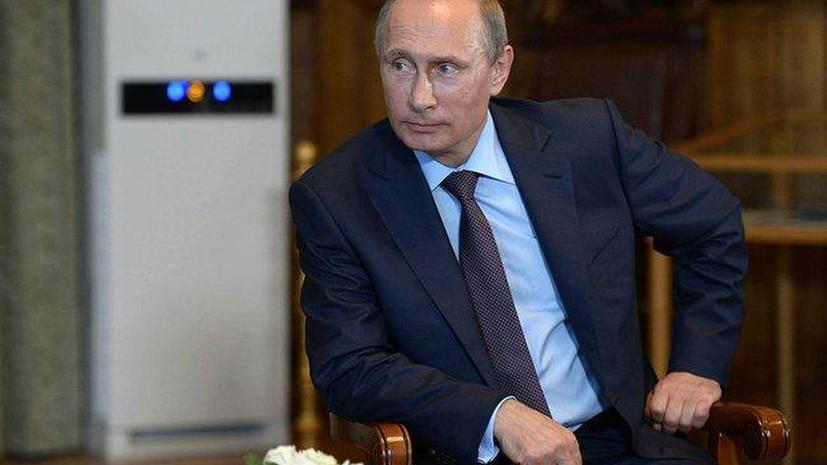 Владимир Путин: Вакцина от нацистского вируса в Европе теряет силу