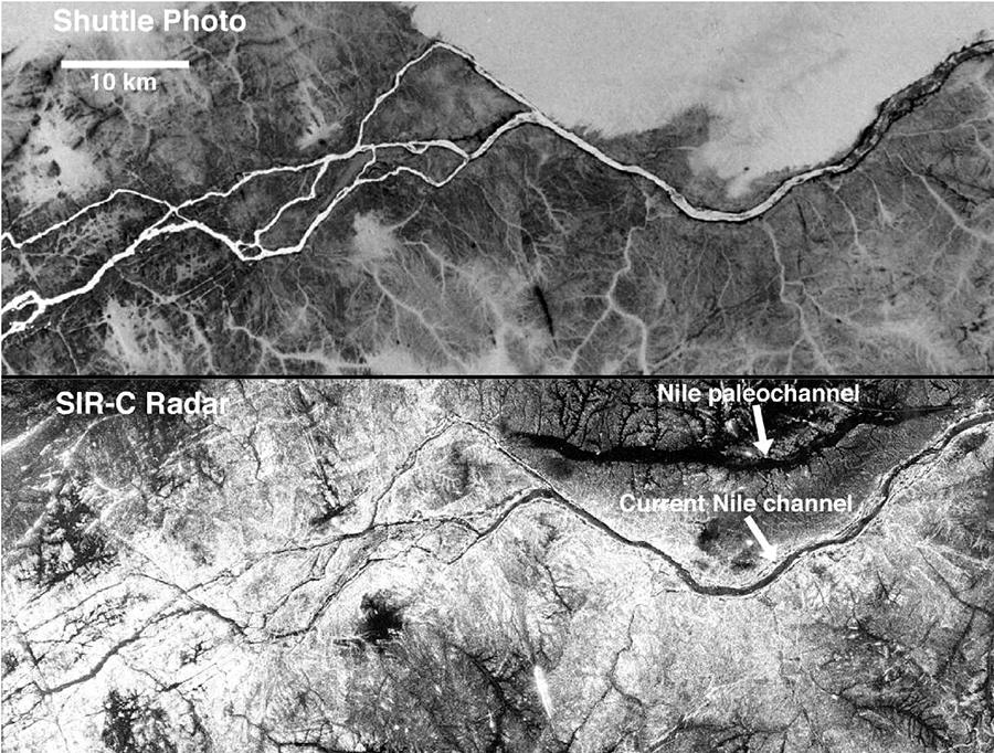 Ученые: на спутнике Сатурна есть копия реки Нил