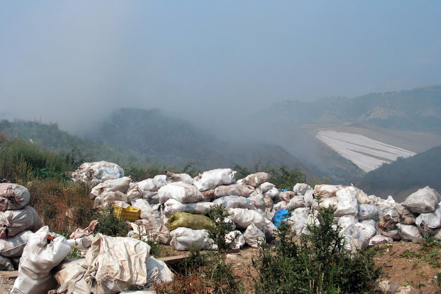 В Албании пересмотрят закон об импорте отходов