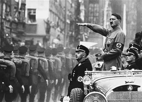 Личный дегустатор фюрера: Гитлер был вегетарианцем