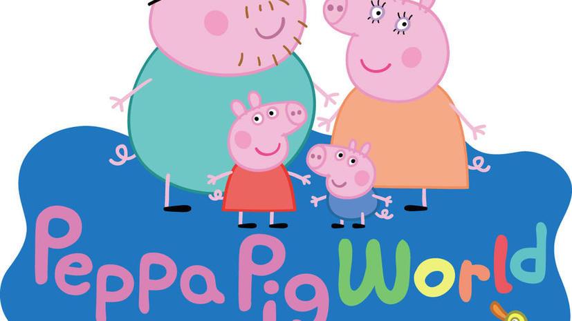 Свинка Пеппа приезжает в Россию на заработки