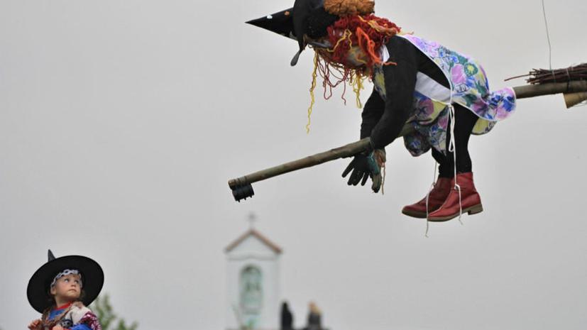 В Свазиленде ведьмам запретили высоко летать
