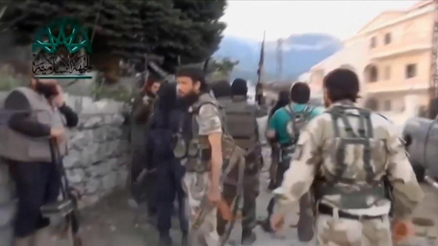 Сирийские армяне просят помощи международного сообщества после захвата их города террористами