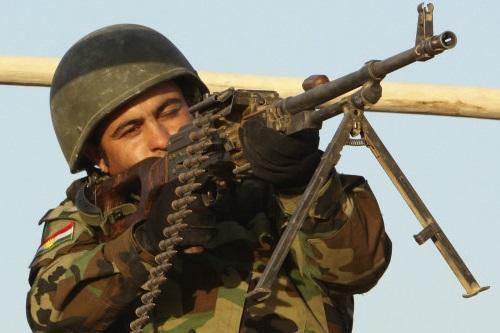Турция разрешила иракским курдам пройти через свою территорию на помощь защитникам Кобани