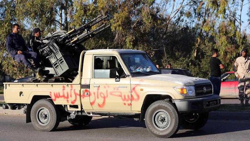 Армия Ливии приведена в состояние повышенной боеготовности после столкновений с экстремистами
