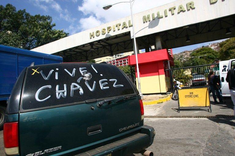 Власти Венесуэлы опроверги слухи о смерти Чавеса