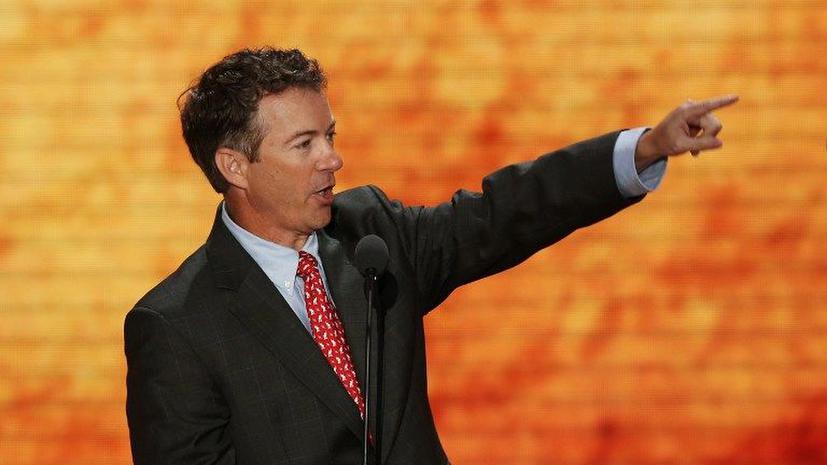 Сенатор раскритиковал Хиллари Клинтон за Ирак