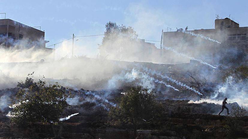 Израильские военные застрелили палестинского подростка