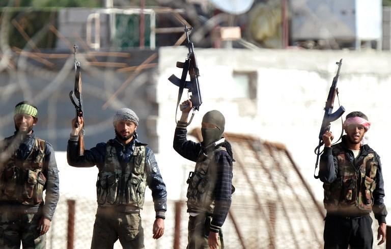 Журналисты из Италии похищены боевиками сирийской оппозиции