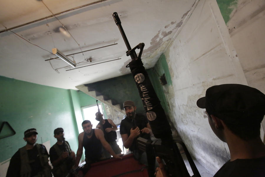 «Аль-Каида» пообещала убить всех военачальников сирийской оппозиции