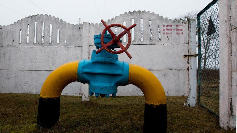 Украина заявила о готовности заменить российский газ французским и немецким