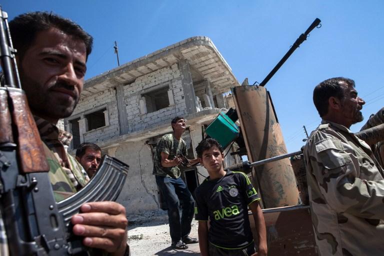 Эксперт: Поставки оружия сирийской оппозиции – прямой путь к катастрофе
