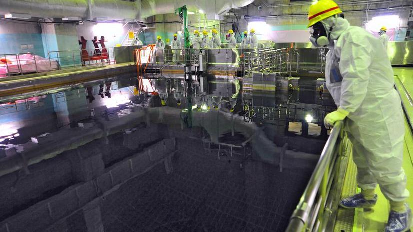 На АЭС «Фукусима-1» извлечены первые высокорадиоактивные топливные стержни
