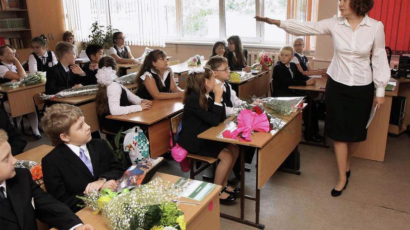 Российских школьников не станут переодевать в форму единого образца