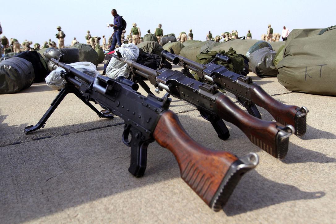 Нигерийские террористы взяли в плен семерых иностранцев