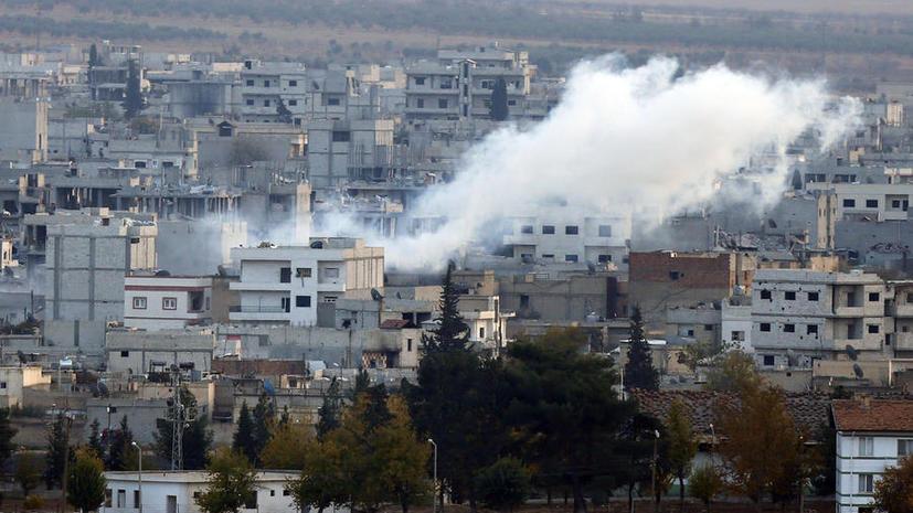 Десятки человек стали жертвами взрыва в турецком городе Суруч