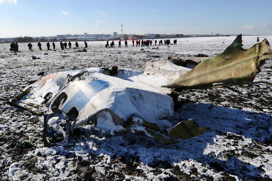 «Куда летишь? Стоять!»: «Коммерсантъ» сообщил о конфликте между пилотами рухнувшего в Ростове Boeing